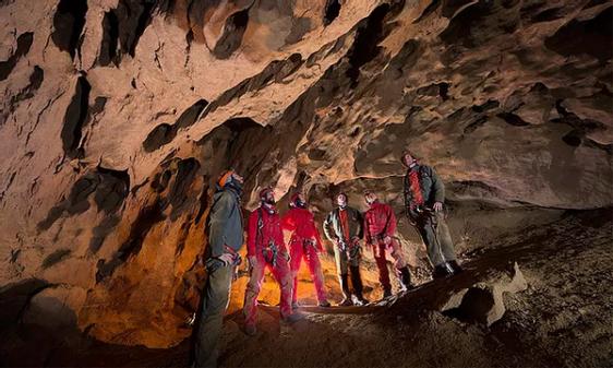 Grotte Roche initiation